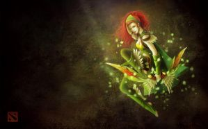 Windrunner Dota 2 by DianaKeehl