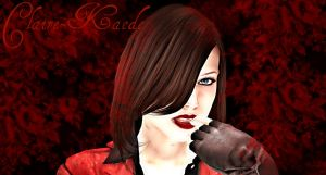 Claire Redfield~ by Claire-Kaede