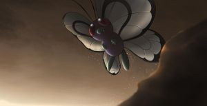 Butterfree by All0412