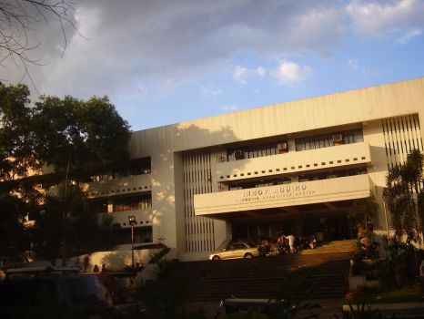 Ninoy Aquino Learning Resources Center by GhostOfSparta11