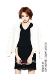 [PNG] Lee Da Hee 02 by CupcakeSwift
