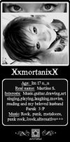 ._..-this is me-.._. by XxMortanixX