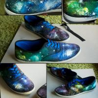 GALAXY SHOES II. [+tutorial] by Arwey