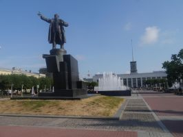 Ploshchad Lenina by Party9999999