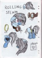 Roiling Steam Reference by ShyShyOctavia