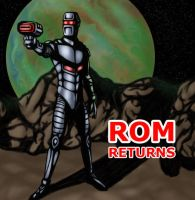 Rom Redesign. by IMForeman