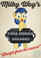 Milky way full cream delight by Skeptic-Mousey