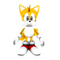 Tails (SA2) by Mike9711