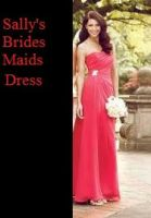 Sally's BridesMaids Dress by HPandThe13GirlsPlus1