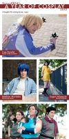 A Year of Cosplay 2012 by firewolf826