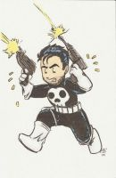Punisher by tractorman-chan
