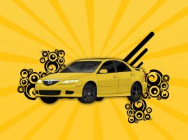 Mazda 6 - Version 2.0 by madeofglass13