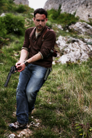 Nathan Drake - Wesson by James--C
