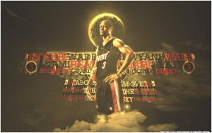 Dwyane Wade by TheTyx