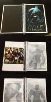 Avengers Notebook by ShoyzzFanArt