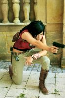 [Uncharted]: Chloe Cosplay 01 by JoanneDelany