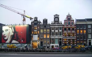 Streets of Amsterdam by KathleenSnooks