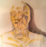 C3PO by suphleana