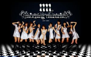 Morning Musume Wallpaper 9wide by tanaka13
