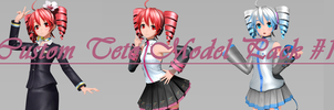 Imitation X Custom Teto Pack #1 [Updated Download] by FlyingSpirits-P