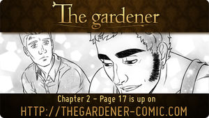 The gardener - Chapter 2 page 17 by Marc-G