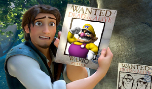 Wario is Wanted...Always by Rotommowtom