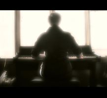 'Sometimes He Plays the Piano' by Konam