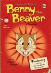 Benny the Beaver Comics #1 by tymime