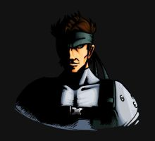 Solid Snake by KierEmJ