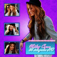 Miley Cyrus Candid by EBELULAEDITIONS