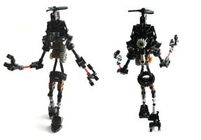 Bionicle MOC - Rustic by mr-shazam