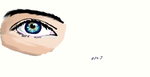 Eye quickdraw by GryphonZr-7