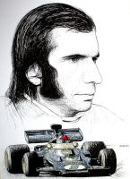 Emerson Fittipaldi Tribute by machoart