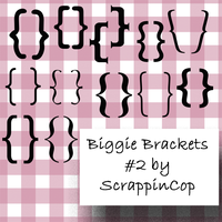 Big brackets2 by scrappincop by debh945
