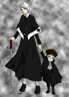 APH: Prussia and HRE by tenshiamanda