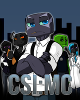 CSI:Minecraft by Arlymone