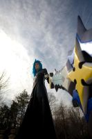 Saix, The Luna Diviner by AngelCostumes