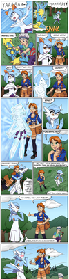 Growth Spurt by Lahis