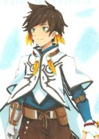 Tales of Zestiria:Sorey by ClaireRoses