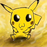 Pika Pika? by Jeffers800