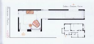 Arantxa's Hall-Corridor Plan by nikneuk