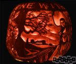 Gone With The Pumpkin spinning by A--Anthony
