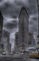 New York - Flatiron by ducmphung