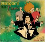 Shinigami Taka Team by Nami-DA