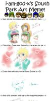 South Park meme xD by Carro-chan