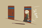 Be Scaredy Cat - gif [edited] by poptart36