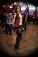 Claire Redfield Revelations 2 by Margarita-Richie