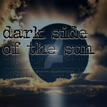 Darkside of the Sun by CuteFang