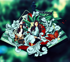 [Chinese Style] Jessica by GFX-Churry