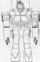 Med-Evac, Full body front view by ImaDoctor96